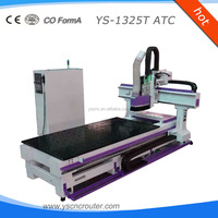 carrousel auto tool changer 3d wood furniture making machining center woodworking cnc router machine for wood acrylic