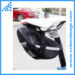 Bike Tail New Rear Storage Cycling Saddle Bag Seat Pouch Bicycle Waterproof