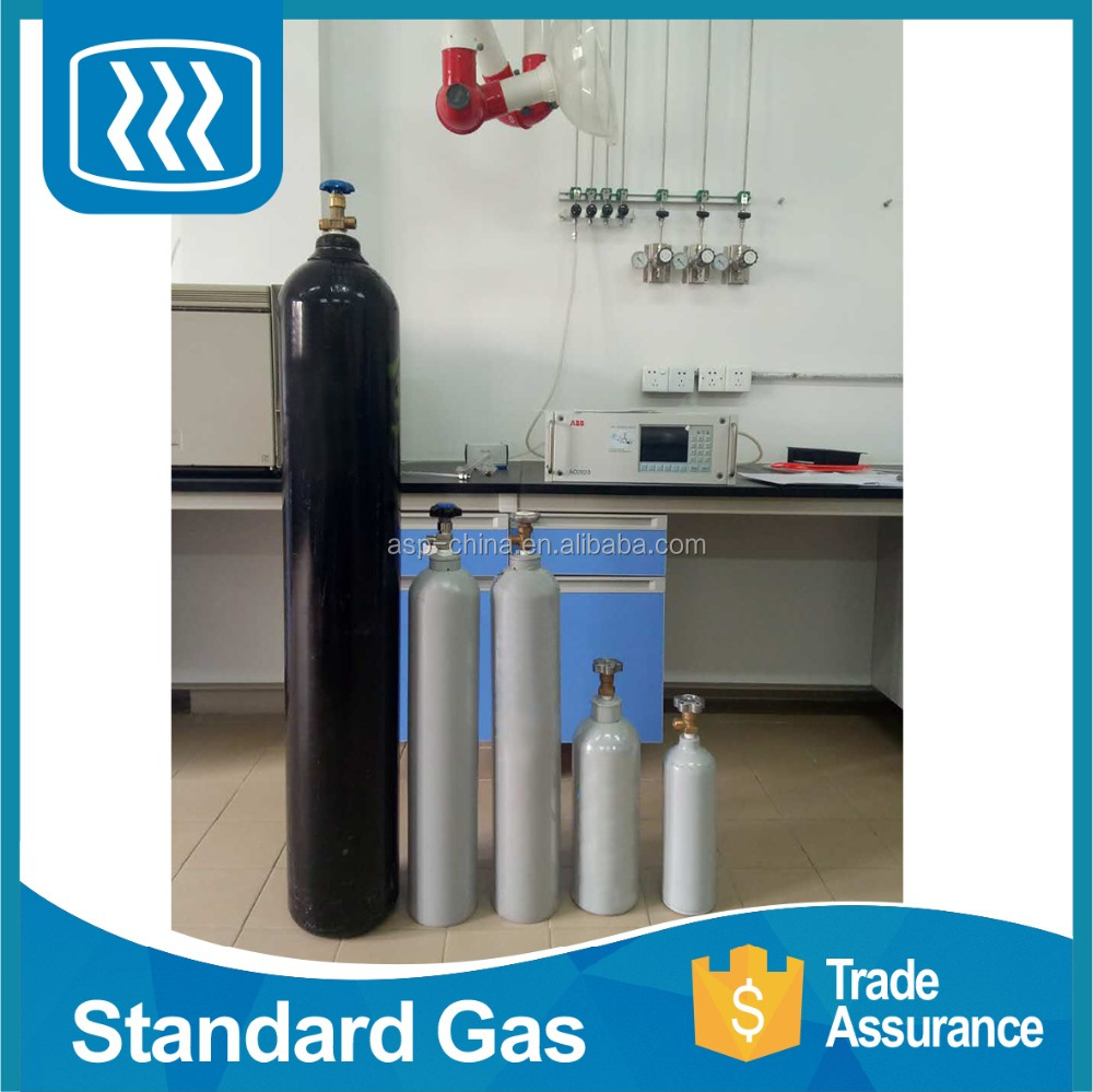 High Purity Gases Calibration Gases Mixture Standard Gases