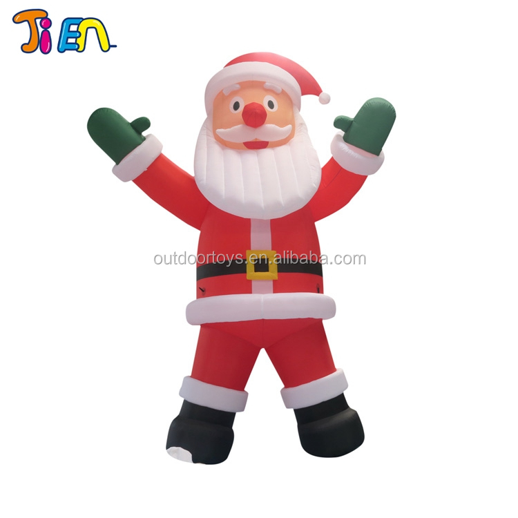Factory selling modern design low price cheap christmas inflatable decoration
