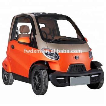 2018 Nieuwe Mode Electrombile Chinese Mini Elektrische Auto Met Air