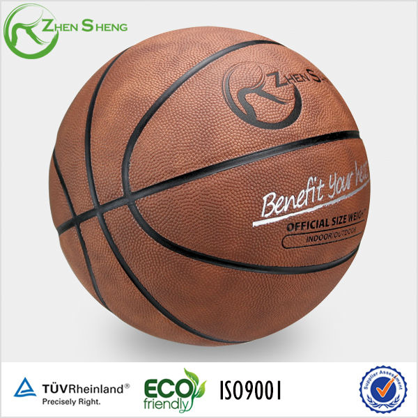 Official PU laminated Basketball