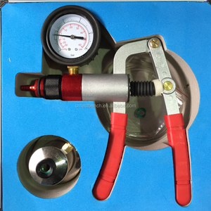 tool kit for the leaking test of valve assembly