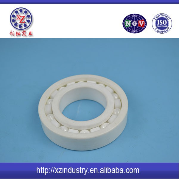 High Temperature Hybrid Construction Ball Bearings for Dremel