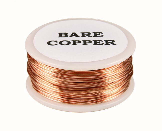 99.95% Purity 0.01-8.0mm Annealed Bare Copper Wire - Buy Annealed ...