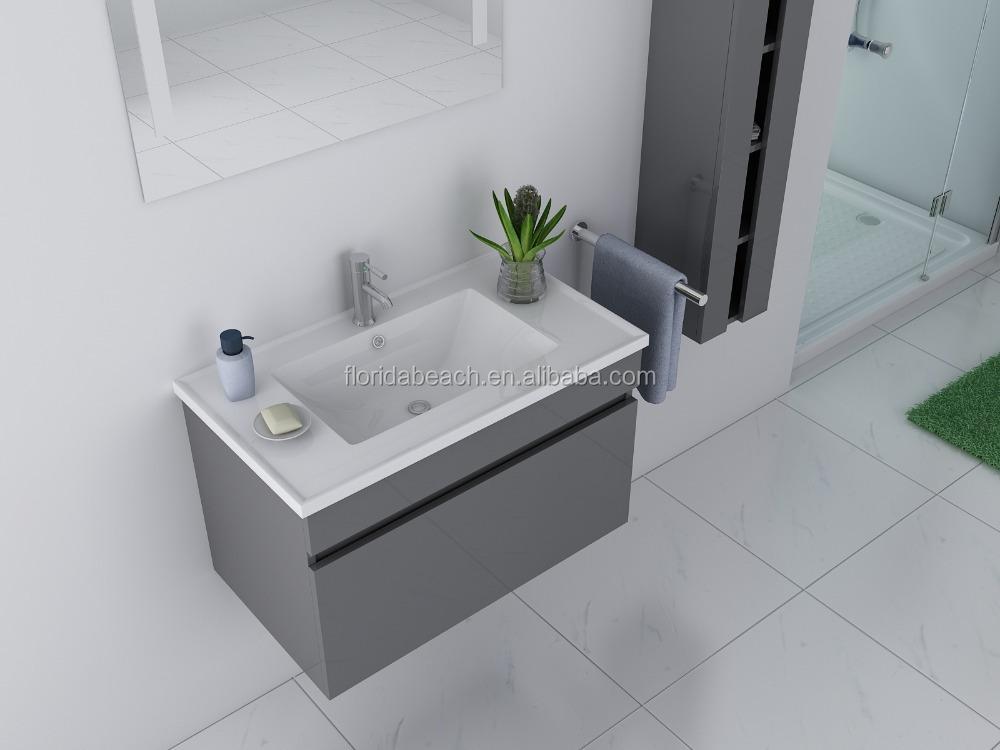 Meubles de salle 2015 blanc antique salle de bains meubles for Meuble salle de bain antique