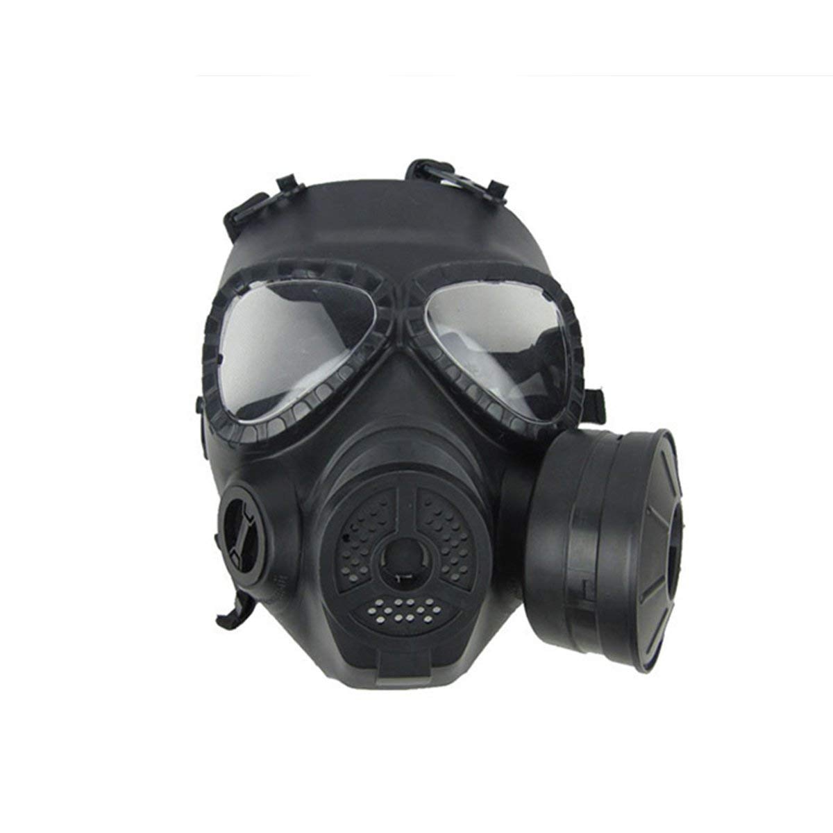 Back To Search Resultssports & Entertainment M04 Fan Air Conditioning Skull Biochemical Gas Mask Paintball Airsoft Mask Army Military Equipment Macka Respirator Mascara High Quality Goods