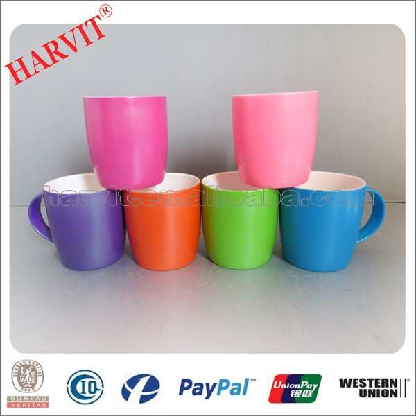 Machine For Printing On Mugs/11oz Bright Glaze Spraying Cup/Manufactures Of Porcelain Mugs
