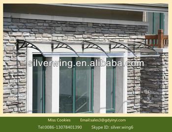 Polycarbonat Unterstand Fur Balkon Buy Schutz Fur Balkon