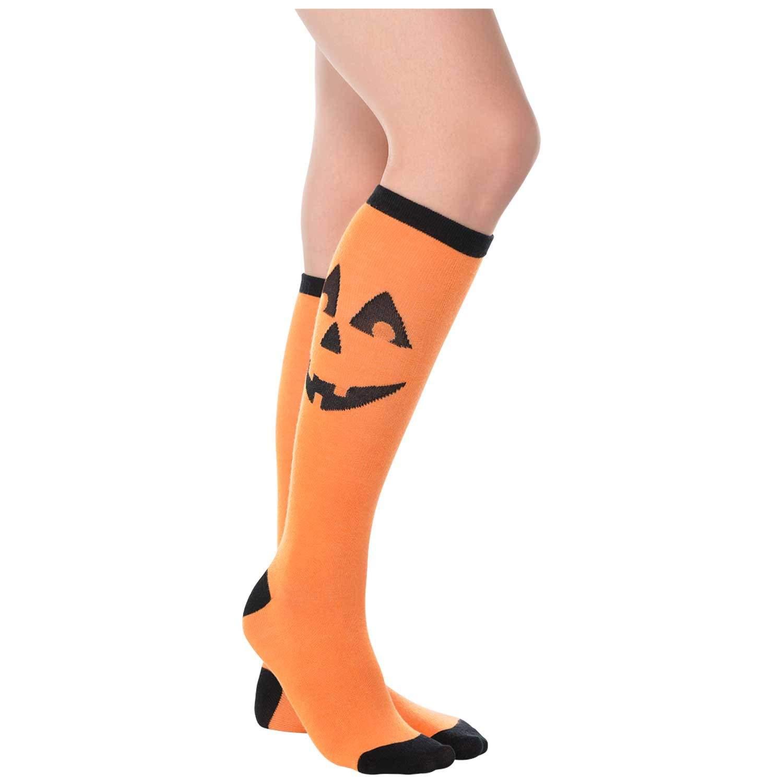 SockGuy Crew 6in Jack Halloween Cycling//Running Socks