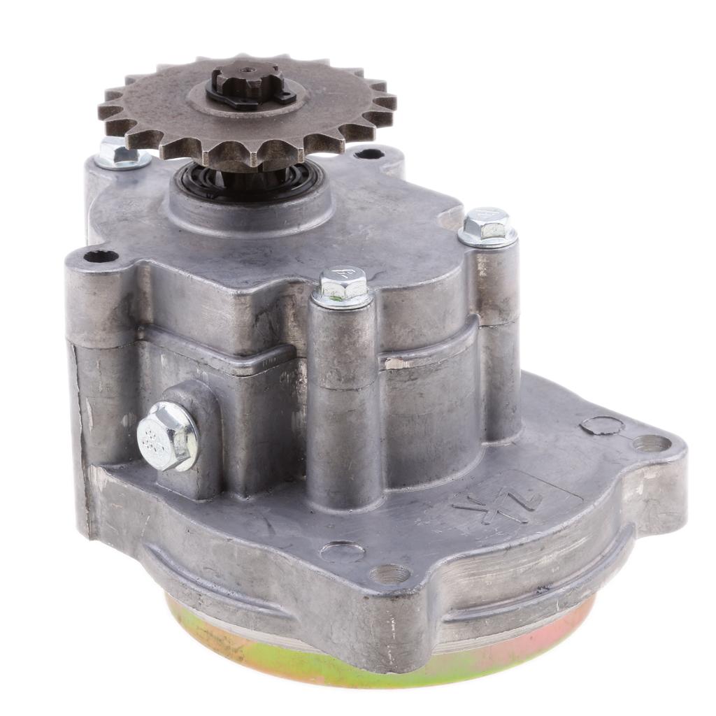 1 Pcs Transmission Gearbox Gear Box For 49CC 2-Stroke / 4-Stroke Engine  Mini Pocket ATV/Petrol Scooter/Mini Dirt Bike Etc
