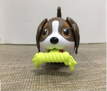 Dog characters model 3D printing toy rapid prototype service by 3D printing manufacturer
