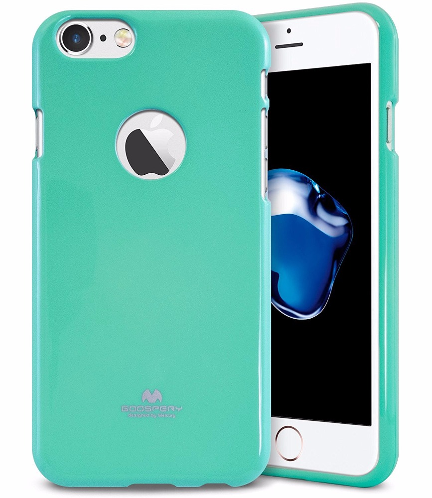 New 2017 Tpu Case For Moto G5 Goospery Iphone 6 6s Pearl Jelly Mint Suppliers And Manufacturers At