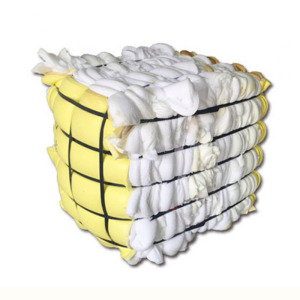 High quality white Polyurethane foam scrap for matress
