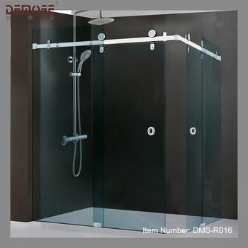 Folding Glass Large Sliding Shower Door Buy Glass Sliding Shower