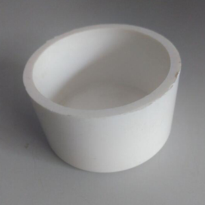 Plastic 6 inch pvc end caps for pipe fittings