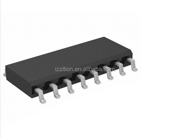 ICs TPS2044BDRG4 PWR DIST SWITCH QUAD 16-SOIC