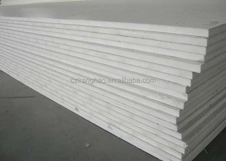 building using PU foam wall panels cold insulation high quality