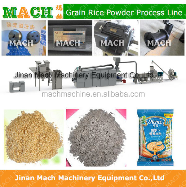 shandong Automatic infant food processing line for sale