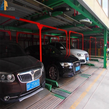 Garage Car Lift Storage System Parking Carport