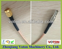 Factory Direct Cable Assembly !!SMA Male to TS9 connector RG316 for ZTE 3G modem
