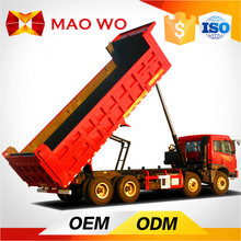 Used 8x4 25 ton Volume Sand China Tipper Truck For Sale