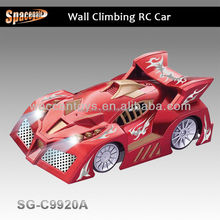 wall climbing car toys kid car toy electrical car