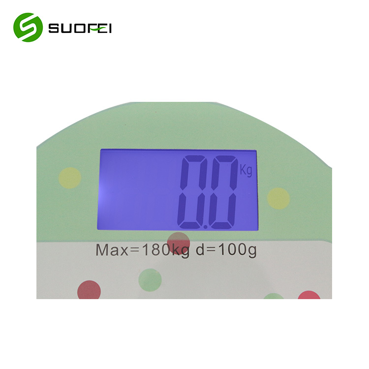 SF-185  bathroom Personal Customized  Body Weighing Scale