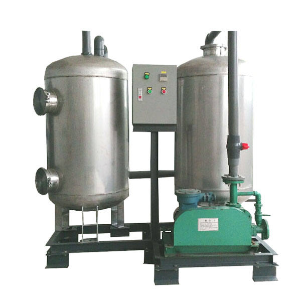gas purification equipment desulfurizer and dehydrator