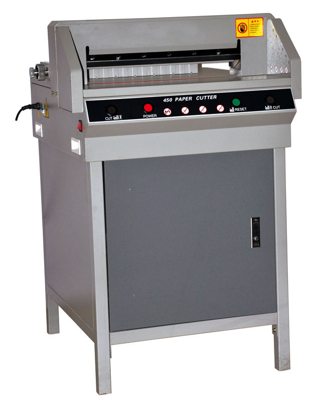 G450V+ Electric Paper Cutting Machine