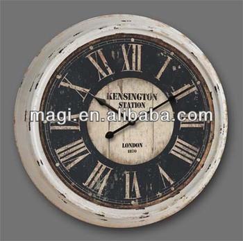 Popular De Londres Elegante Lamentable Decorativo Reloj De Pared ...