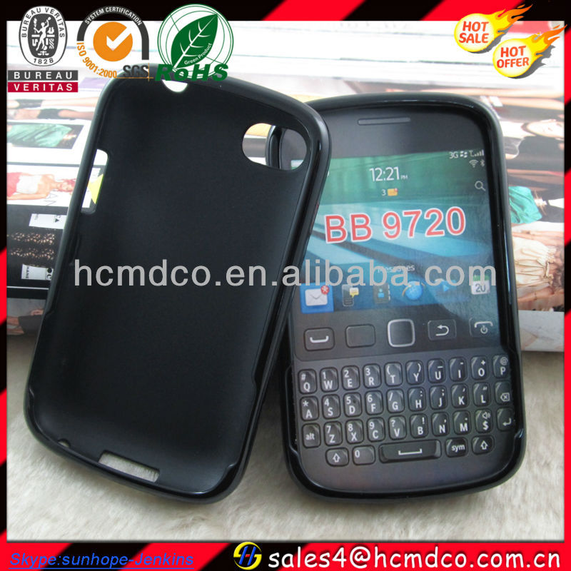 TPU element COVER FOR BlackBerry 9720