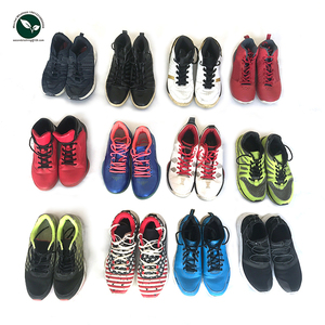 Factory selling bales 25Kg fashion sport used shoes import wholesale/used single shoes