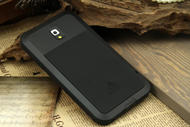 info for e635d d898a Note 3 Original Love mei Waterproof Case For Samsung Galaxy Note 3 N9000  case Dropproof Aluminum case Powerful shockproof Case
