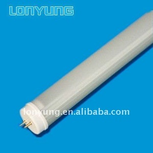 1500lumens ul certified 4ft frosted cover led tubes 18W