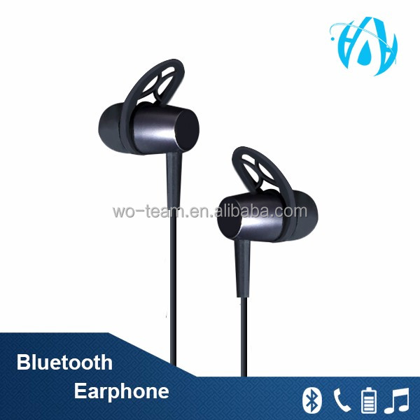 Bluetooth Earbuds Wireless 4.0 Magnetic Headphones Stereo Earphones with Mic like bosee