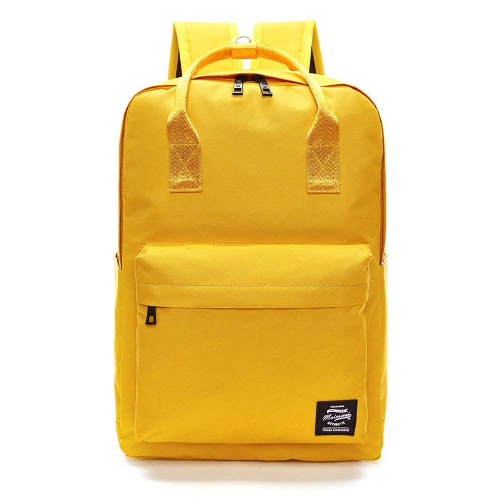 Get Quotations · Qutool Casual Students Laptop Backpack School College  Shoulder Travel Unisex Backpack 65c7170e1b
