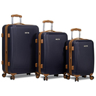 20 24 28 polegadas ABS carry-on de viagem conjunto de bagagem do trole