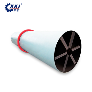 Factory price support roller rotary kiln for calcination of limestone