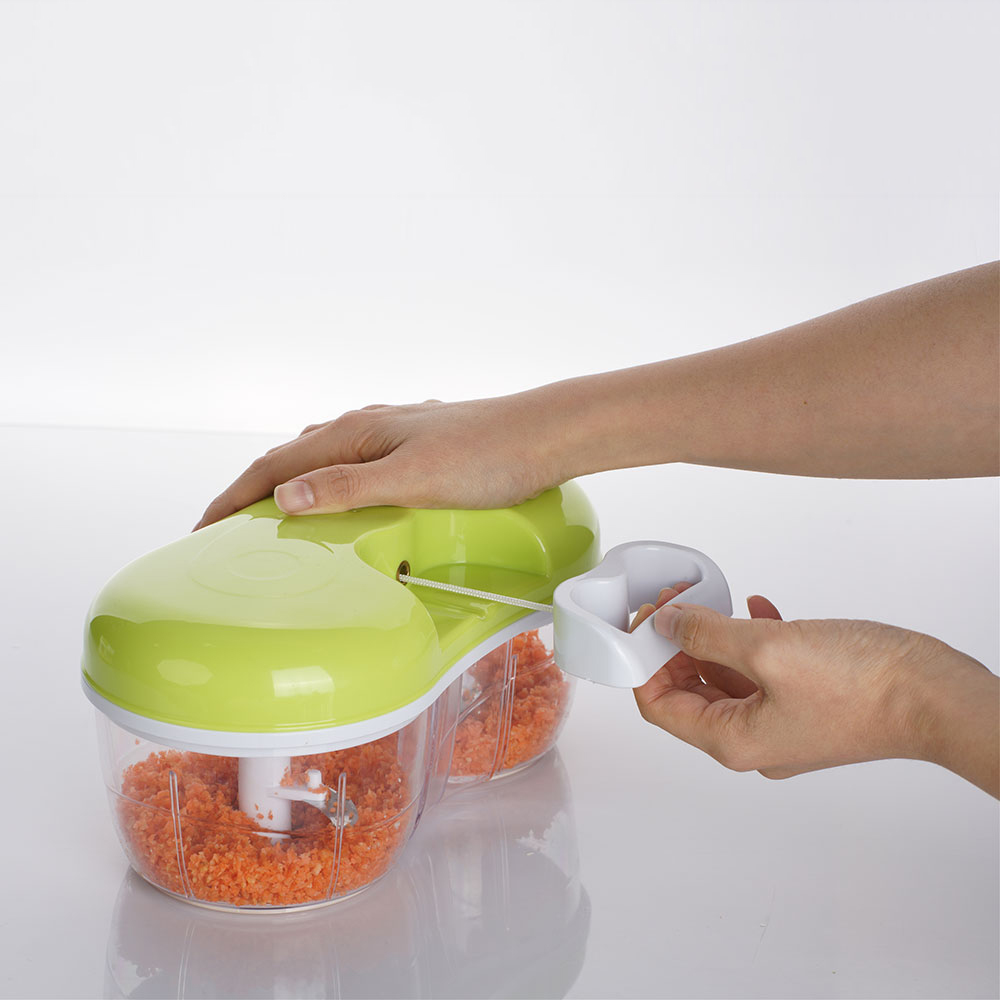 Amazon Vendedor Top 2019 Vegetable & Fruit Vegetal Slicer Chopper Personalizado Profissional