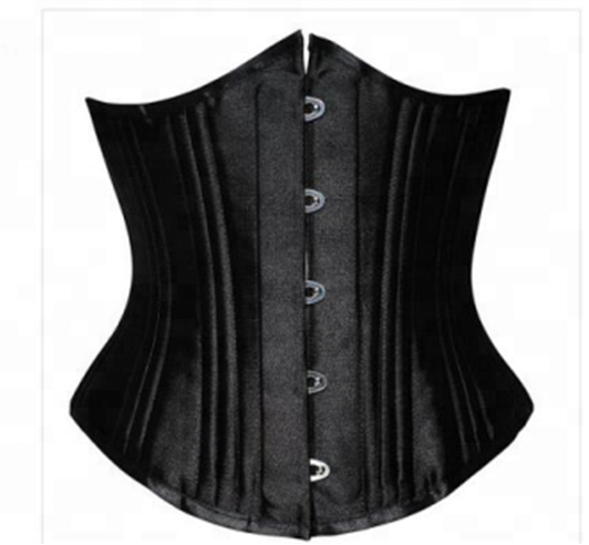 Best Selling Steel Boned Women Palace Girdle Body Shaping,Court Slim Waist Trainer Corset In Stock