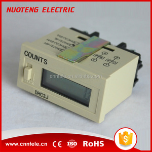 6 digit and 8 digit digital counter meter