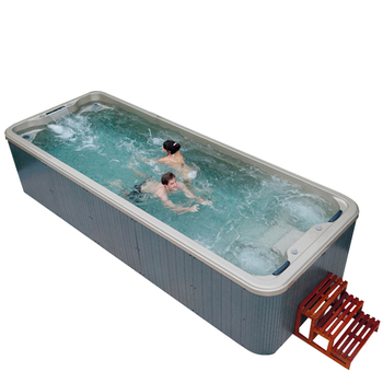 HS S06B Above Ground Indoor Outdoor Used Swimming Pool Design For Sale