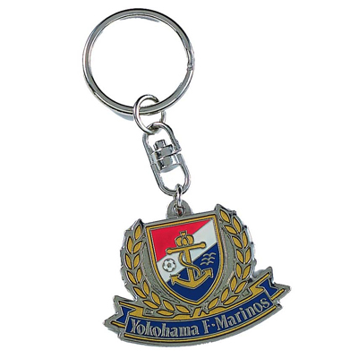 New1742 Plastic metal mobile holder keychain made in China