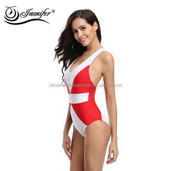 2ec296c0a488 wholesale women one pieces swimwear polyamide fabric swim suit