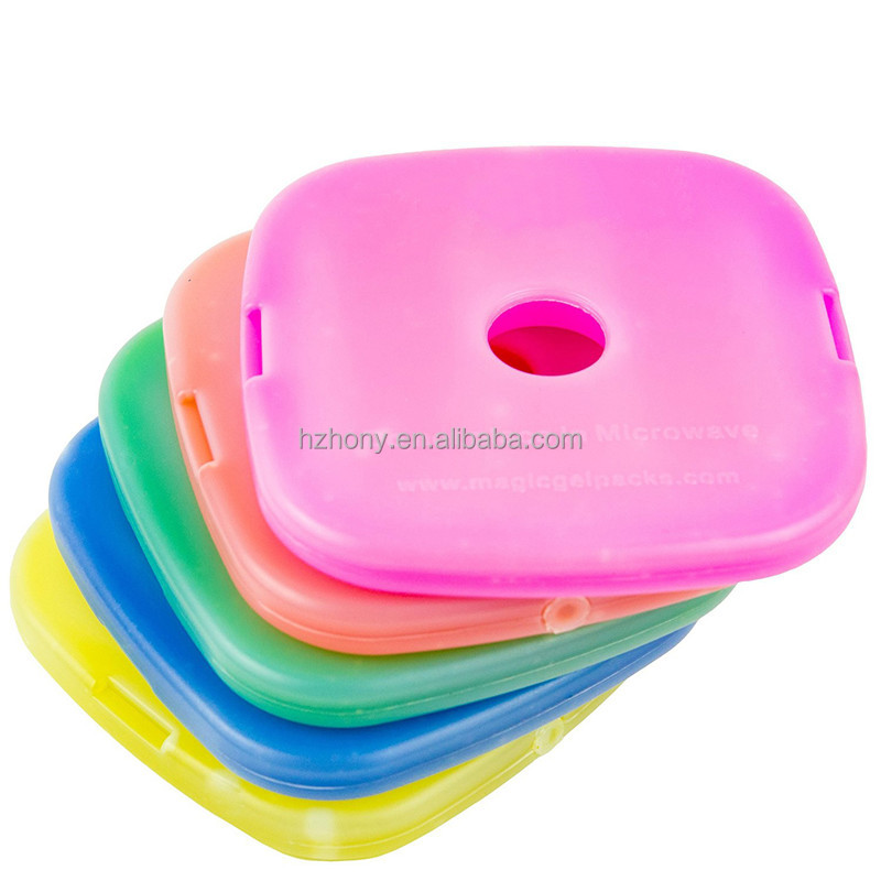 Slim fit coolers Keep your Lunch Cool Fresh Set of 5 Ice Packs for Lunch Box
