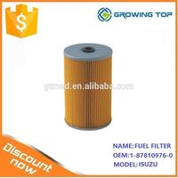 Automotive Replacement Engine fuel Filter1-87810976-0