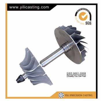 Oem Gas Turbine Parts Turbine Wheel Turbocharger Rotor - Buy Turbocharger  Rotor,Turbine Wheel Turbocharger Rotor,Oem Gas Turbine Parts Turbocharger