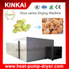 KINKAI brand heat pump dry fruit dehydrator machine with drying room