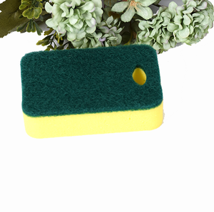 Factory Abrasive Scouring Pad kitchen cleaning sponge for dish cleaning pad